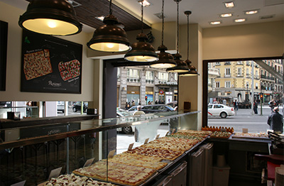 Restaurante Papizza