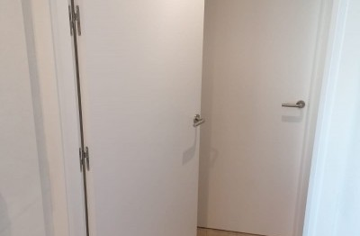 Puertas lacadas blanco
