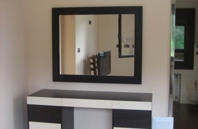 Sinfonier con espejo